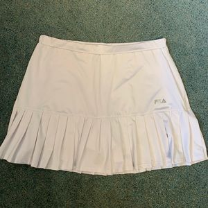 Fila Tennis Skirt with Pleats
